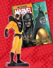 Classic Marvel Figurine Collection #058 Yellowjacket Eaglemoss Publications